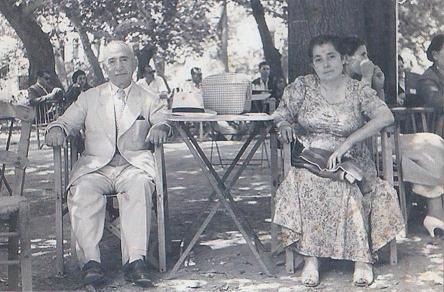 ΛΟΥΤΡΑ  ΑΙΔΗΨΟΥ 15 ΙΟΥΛΙΟΥ 1957